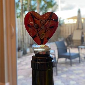 Other - Heart wine stopper